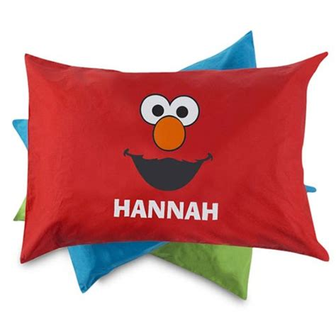 Elmo Pillow by Niason