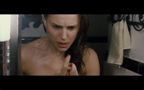 natalie portman bathtub black swan and bathrooms mirror motion picture commentary