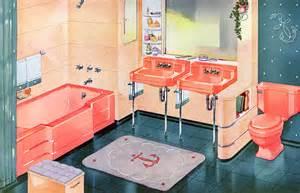 50 s bathroom decor 1950s bathroom decor matthew s island of misfit toys