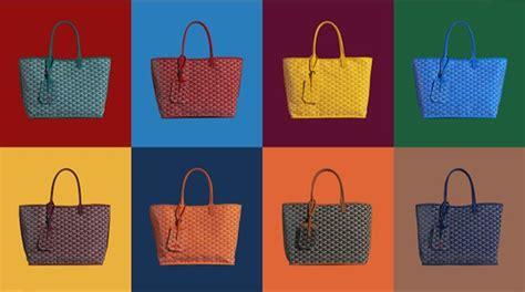 goyard tote colors goyard anjou reversible tote bags bragmybag