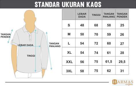 Baju Ukuran standar ukuran konveksi seragam kantor seragam kerja