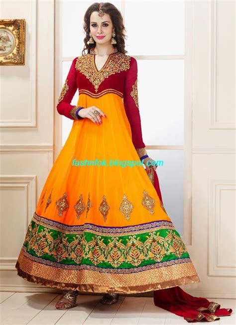 New Fashion Site Notcouture by Fashion Fok Indian Anarkali Umbrella Wedding Brides