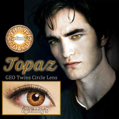 geo twins topaz brown circle lens colored contact lenses