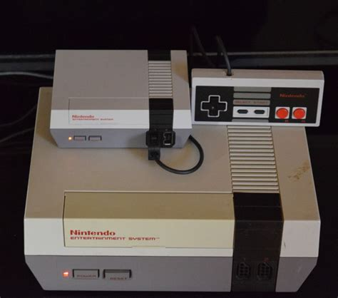 nes console nintendo s nes classic edition console on