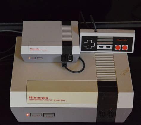 nintendo classic console nintendo s nes classic edition console on