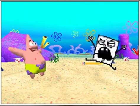spongebob doodlebob lifestyle the revue to spongebob squarepants