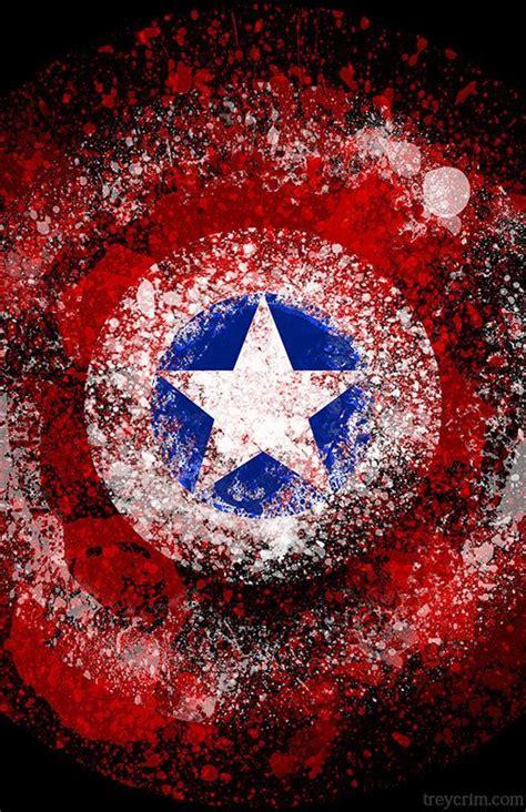 captain america wallpaper pinterest captain america splatter art poster superheroes
