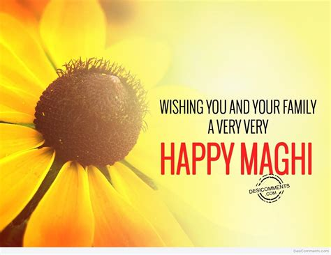 wishing you and your family happy maghi desicomments com