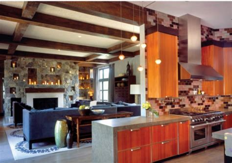 Small Open Kitchen Ideas by