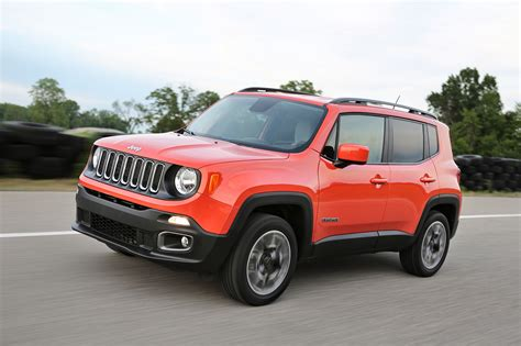 Jeep Renegade 2017 Jeep Renegade Reviews And Rating Motor Trend