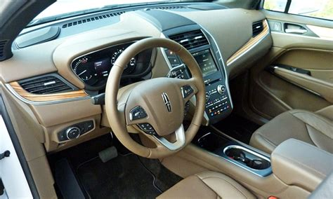 Lincoln Mkz Hazelnut Interior by Lincoln Mkc Photos Lincoln Mkc Interior