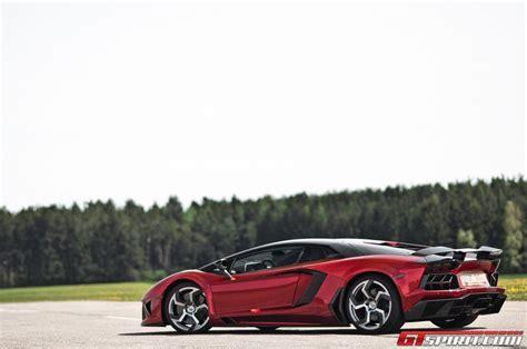 Lamborghini Aventador On The Road Road Test Mansory Lamborghini Aventador