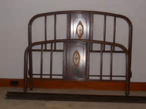 antique metal bed frame s estate sale