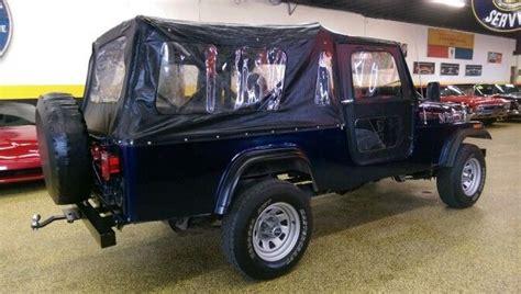 Jeep Cj8 Soft Top 1982 Jeep Cj8 Scrambler Soft Top Trades For Sale Jeep