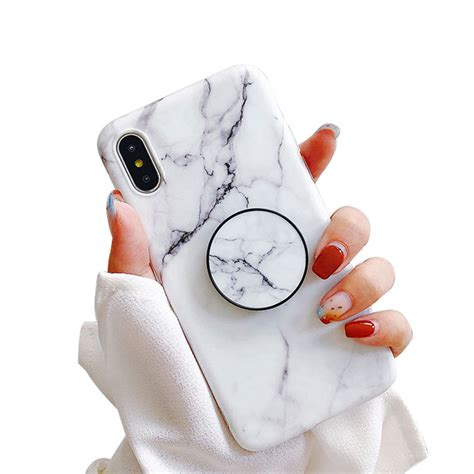 marble case  iphone  silicone tpu matte cover cases