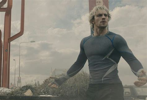 quicksilver movie death a massive speedster may appear in the upcoming avengers