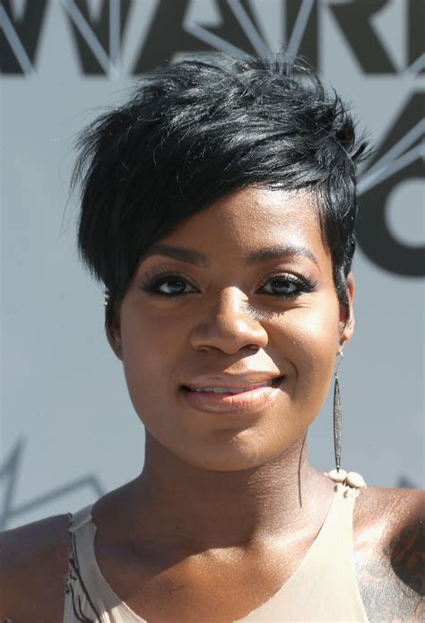Fantasia Hairstyles fantasia barrino pixie fantasia barrino looks stylebistro