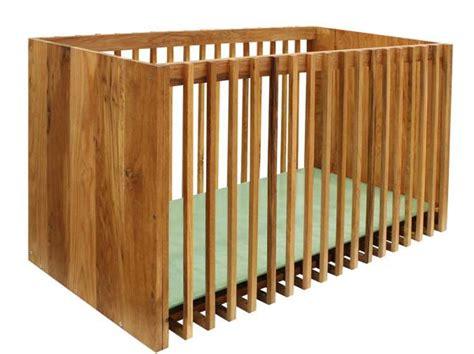 nurseryworks stylish district crib transforms into an