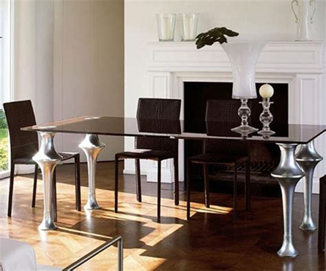 best modern dining tables 30 modern dining tables for a wonderful dining experience