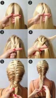 french hairstyle by own step by step easy way 220 ber 1 000 ideen zu fischgr 228 tenzopf auf pinterest