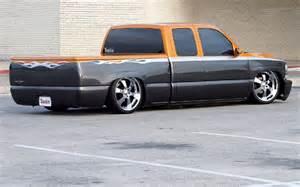 custom 2001 chevy silverado right rear photo 2
