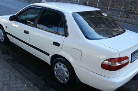 Toyota Corolla Cars For Sale 2002 Toyota Corolla 160i For Sale Cars For Sale In Gauteng