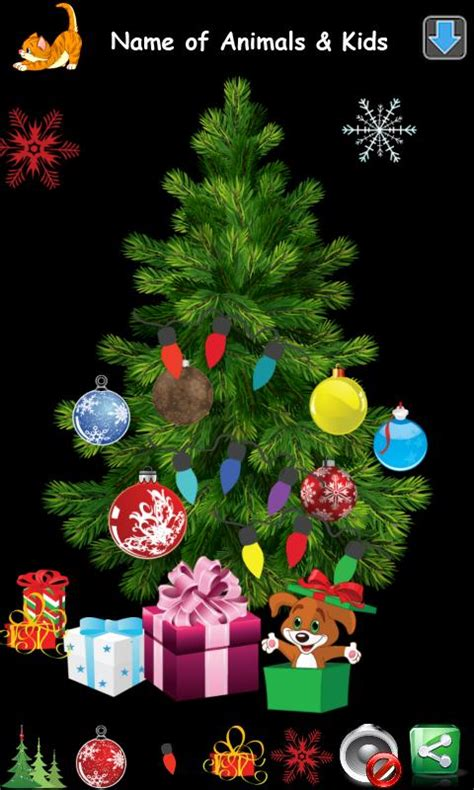 images of childrens christmas decorations tree decoration android apps on play
