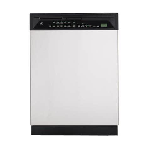 ge triton xl dishwasher ge triton 174 xl built in dishwasher gsd6860jss ge appliances