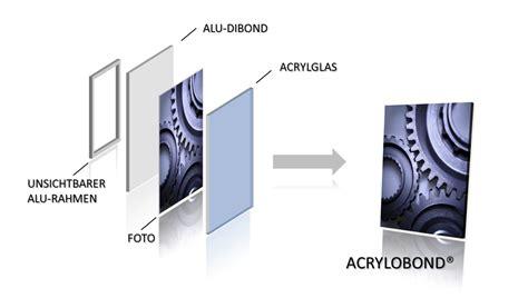 Foto Acryl by Acrylobond 174 Dibond Acrylglas Leinwand Fotos U Als