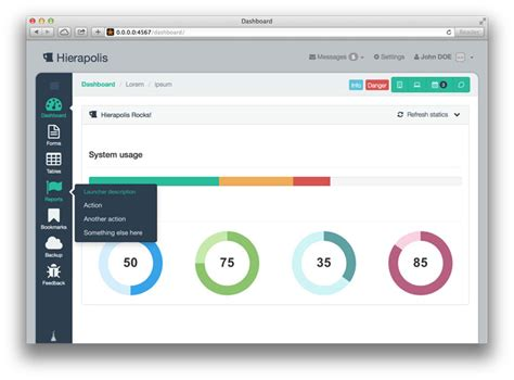 bootstrap themes admin free download free bootstrap admin themes and templates to download