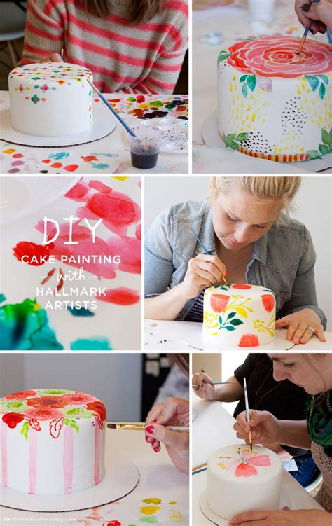 diy cake think make share a blog from the creative studios at