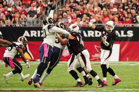 st louis rams at arizona cardinals rams cardinals revisited to victory report card page 2