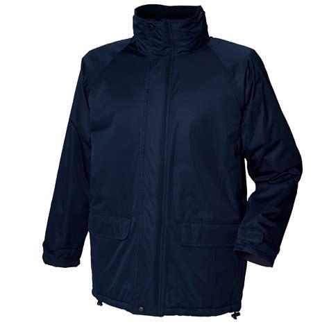 Waterproof Quilted Jacket by Henbury Mens Milan Waterproof Windproof Jacket Quilted