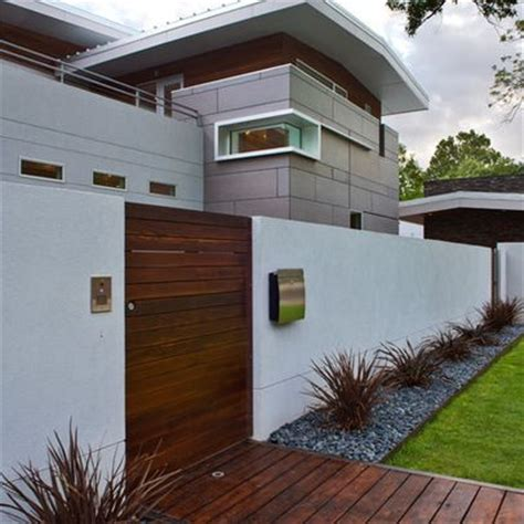 modern house gates and fences designs 1000 ideas about modern gates on pinterest gate design contemporary fencing and