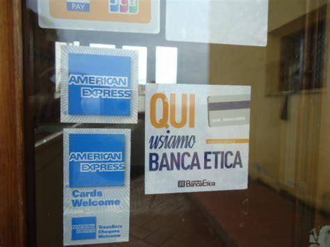 Banca Etica Pescara by Qui Usiamo Banca Etica Banca Popolare Etica