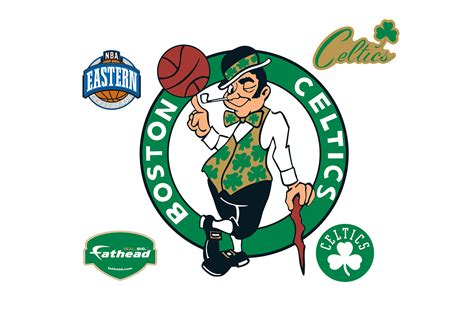 Boston Celtics Nba boston celtics logo officially licensed nba