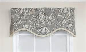 Valances And Cornices Iris Cornice Valance Rlf Home
