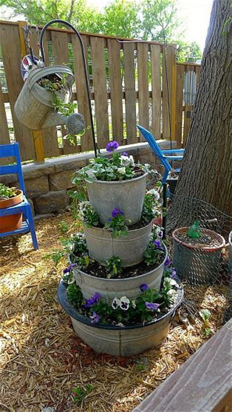 Tiered Strawberry Planter Plans by Make Tiered Planter Woodworking Projects Plans