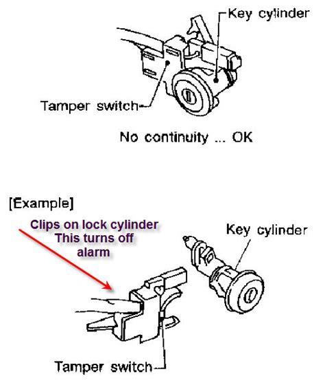 andresen door lock does not work 92 nissan maxima driver door lock cylinder does not work