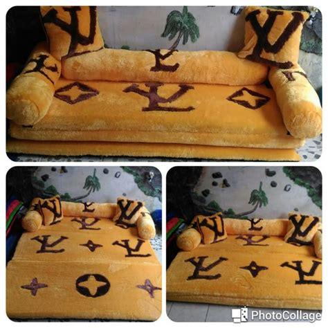 Sofa Bed Karpet Karakter Bekasi lv louis vuitton sofa bed karakter kasur lipat jakarta