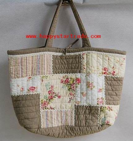 avon quilted pattern tote bag patchwork plus 1800s reproduction fabrics quilt kits