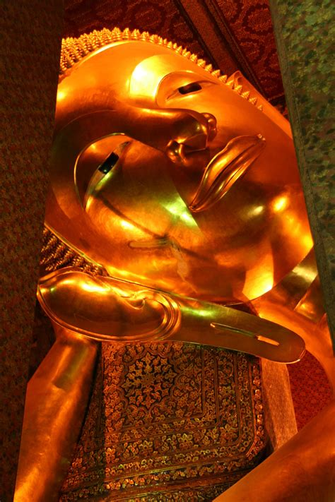 reclining buddha at wat pho introducing bangkok thailand s premier city latitudes