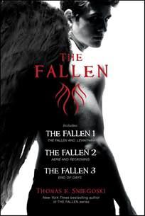 the fallen ebook by thomas e sniegoski official