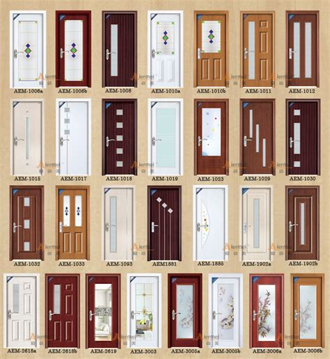 new interior doors for home new stylish design interior steel door pvc film office