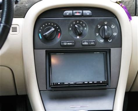 service manual how to remove radio 2005 jaguar s type