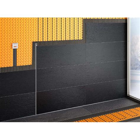 Ditra Heat Mat by Ditra Heat Tb Ws Wall Heating Thermal Kits Buy Special Offers Northants Tools