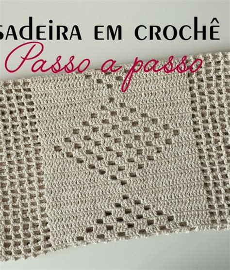 croche passo a passo 8 pictures to pin on pinterest passadeira em croch 234 fil 233 passo a passo tapetes