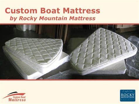 custom boat mattress custom boat mattress information
