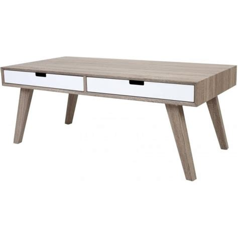 Retro White Coffee Table Buy Retro Style Wood And White Veneer Coffee Table From Fusion Living