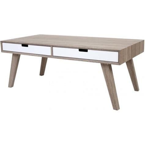 Buy Retro Style Wood And White Veneer Coffee Table From Veneer Coffee Table